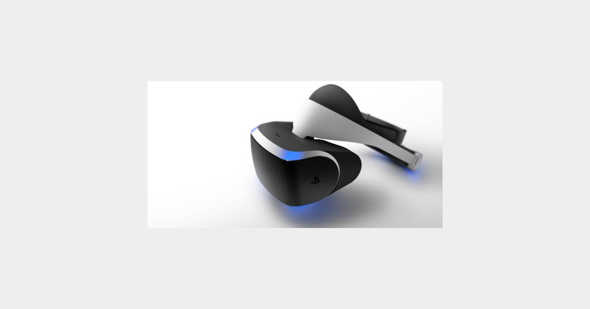 project morpheus le casque de r alit virtuelle pour la ps4. Black Bedroom Furniture Sets. Home Design Ideas