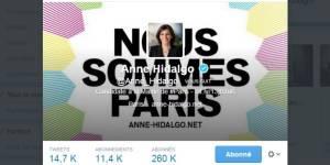 Municipales : Anne Hidalgo peut-elle compter sur Twitter pour gagner Paris ?