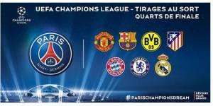 Ligue des Champions 2014 : résultats du tirage au sort en direct ? PSG vs Real Madrid ?