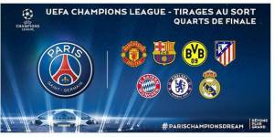 Ligue des Champions 2014 : dates des matches PSG vs Chelsea