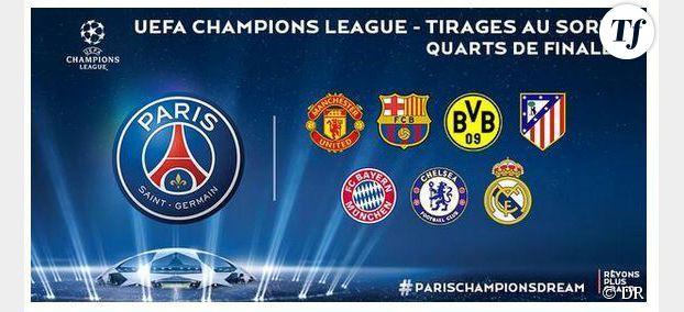 Ligue des Champions 2014 : dates des matches PSG vs Chelsea