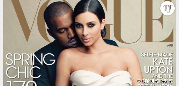 James Franco et Seth Rogen parodient Kim Kardashian en Une de Vogue