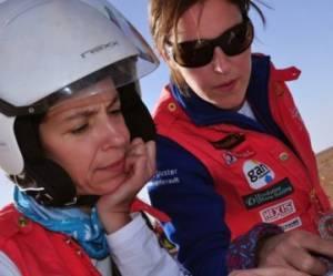 Rallye Aïcha des Gazelles 2014 : la navigation plus que jamais prépondérante sur la deuxième étape