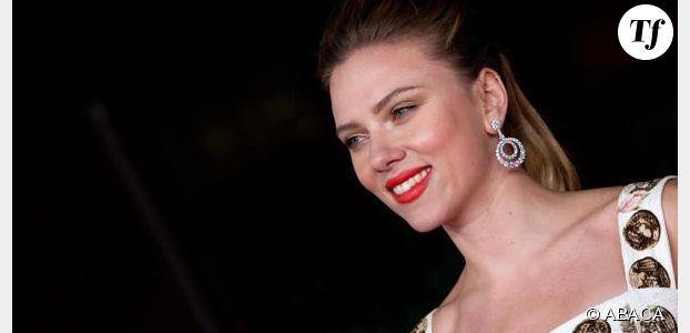 Scarlett Johansson parle du rôle de maman