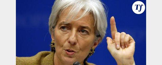 Christine Lagarde : assurée de remplacer DSK à la tête du FMI ?