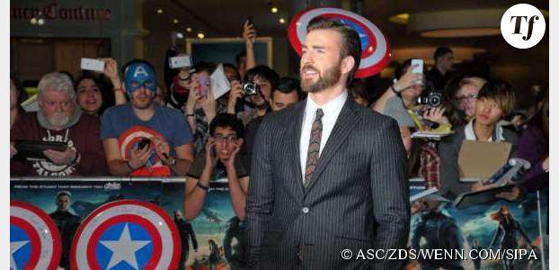 """""""Captain America : Le Soldat de l'hiver"""" : Chris Evans n'est plus très motivé par le cinéma"""