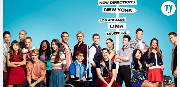 Glee Saison 5 : moins d'épisodes et date de la fin