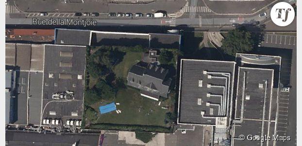 Secret story 2014 les photos de la nouvelle maison des secrets situ e sur u - Ou se trouve la maison des secrets ...