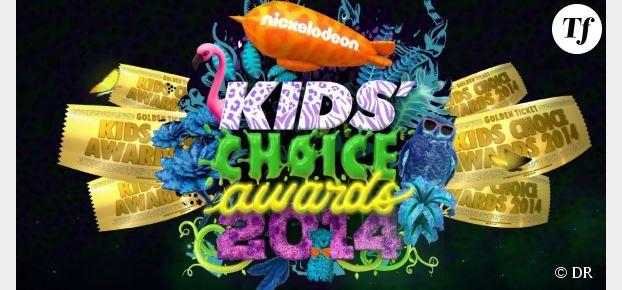 Kids' Choice Awards 2014 : cérémonie en streaming, gagnants et replay en France