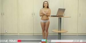 UFC-Que choisir : une femme nue pour dénoncer la politique des réseaux sociaux - vidéo
