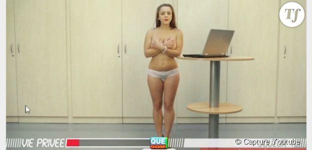 Des belles jeunes femmes nues - Video sur BonPorncom