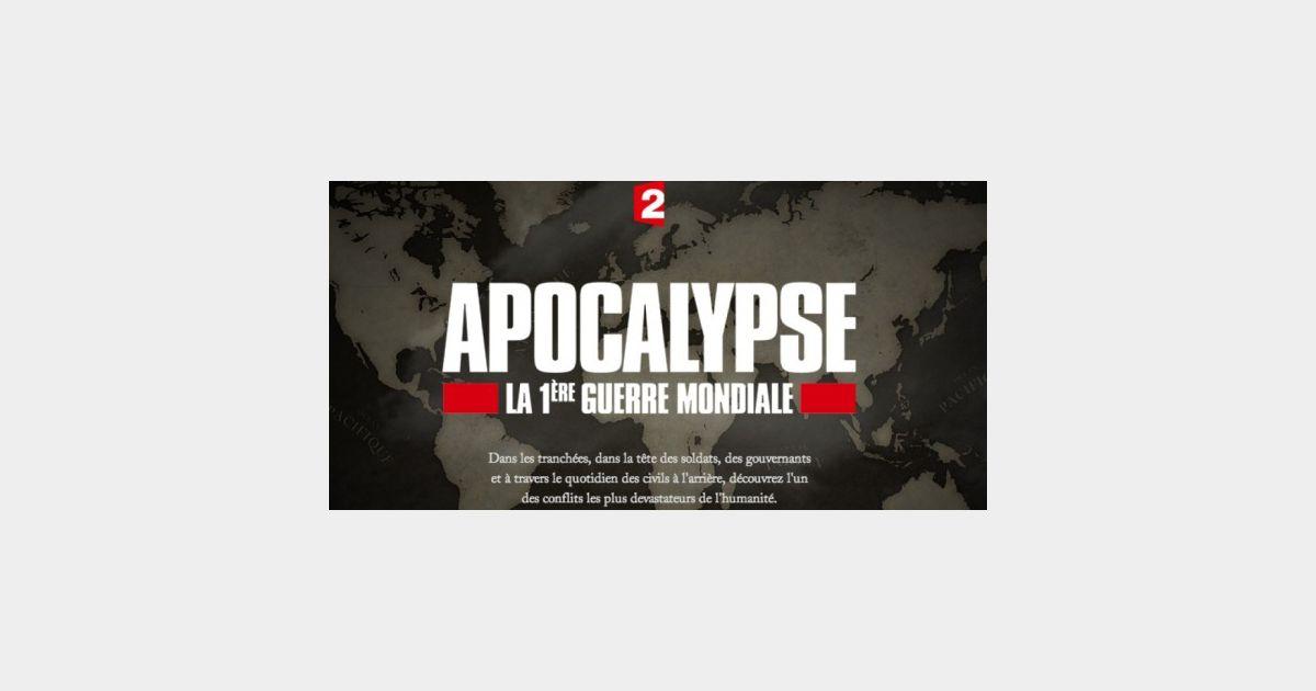 Apocalypse la 1 re guerre mondiale s invite dans on n 39 est pas couch replay france 2 - Replay on est pas couche france 2 ...