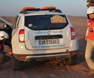 Rallye Aïcha des Gazelles 2014 : objectif podium pour le Renault Duster 318