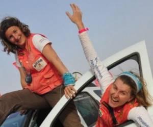 Rallye Aïcha des Gazelles 2014 : sixième et dernière étape entre joie et émotion