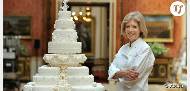... et William : une part de leur gâteau de mariage vendue aux enchères