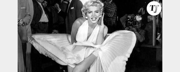 Marilyn Monroe : « la subway dress » vendue 4,6 millions de dollars