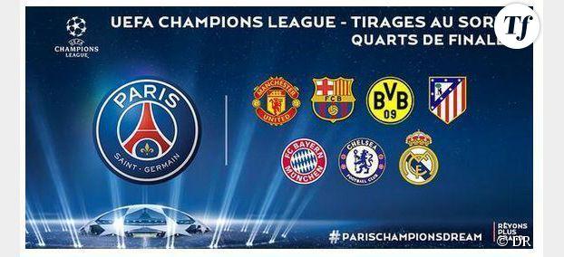 Chelsea vs PSG : voir le match en streaming et replay sur Internet (8 avril)