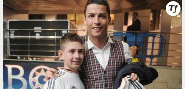 Cristiano Ronaldo aide un enfant à sortir du coma grâce à un but