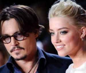 Un bébé pour Amber Heard et Johnny Depp ?