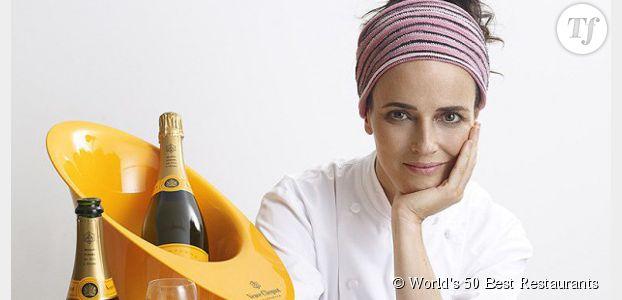 Qui est helena rizzo sacr e meilleure femme chef for Job cuisinier