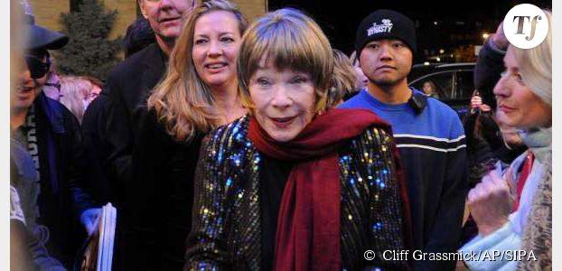 Glee : Shirley MacLaine (Downton Abbey) au casting de la dernière saison