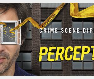 Perception : la série avec Eric McCormack sur M6 Replay / 6Play