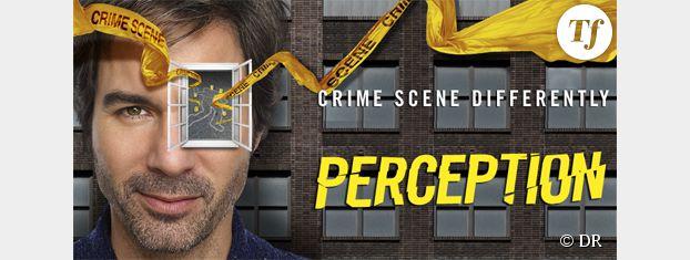 Perception : la série avec Eric McCormack sur M6 Replay / 6Play