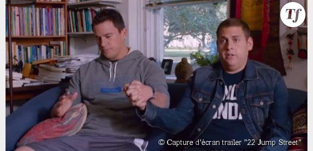 22 Jump Street : la bande-annonce avec le sexy Channing Tatum