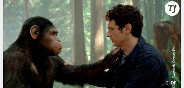 La planète des singes : le film avec James Franco sur TF1 Replay ?