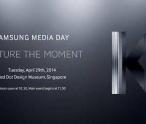 Samsung Galaxy K Zoom : une présentation officielle le 29 avril ?