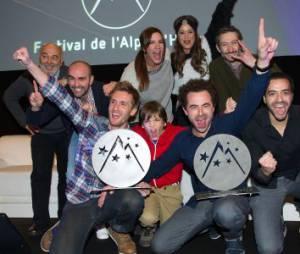 Babysitting : qui sont Philippe Lacheau et Tarek Boudali de la Bande à Fifi ?