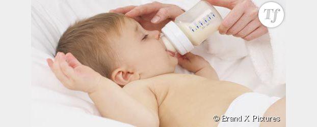Les laits de chèvre, amande ou soja dangereux pour les bébés
