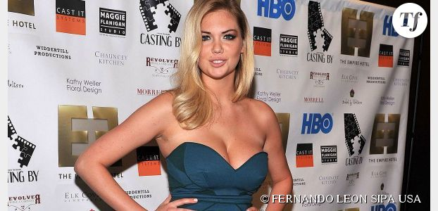 Kate Upton rêve d'avoir des petits seins