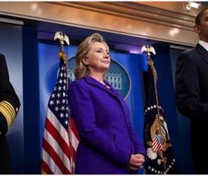 Hillary Clinton soutient le combat des Saoudiennes