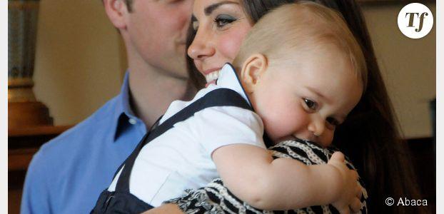 Kate Middleton : son baby George élu bébé le plus influent de tous les temps