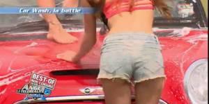 Anges 6 : le car wash très sexy de Shanna, Anaïs & Co' (Vidéo)