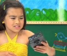 Des enfants de 2014 découvrent... le Walkman !