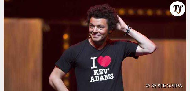 Kev Adams ne serait pas (toujours) si cool que ça