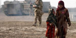 """Irak : les enfants de moins de 9 ans bientôt """"autorisées"""" à se marier ?"""