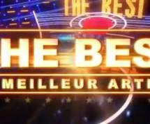 The Best, le meilleur artiste : revivez les meilleurs moments de la soirée en vidéo