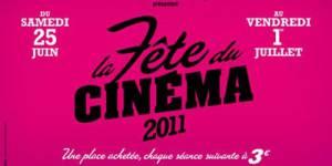 Fête du cinéma : les séances à 3 euros pendant une semaine