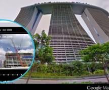 Street View : Google nous permet de voyager dans le temps