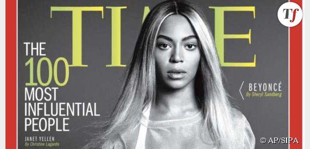 Beyoncé : femme la plus influente du monde selon le Time