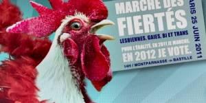 Programme de la Gay Pride : départ Montparnasse-arrivée Place de la Bastille