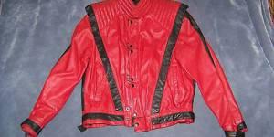 Michael Jackson : 1.8 millions de dollars pour le blouson rouge de « Thriller »