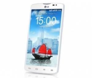 LG L80 : la première photo du smartphone dévoilée ?