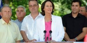 Primaires PS : Ségolène Royal annonce sa candidature