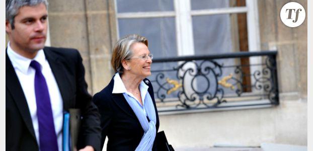 """Européennes: Michèle Alliot-Marie explique que cela va lui faire """"perdre de l'argent"""" - vidéo"""