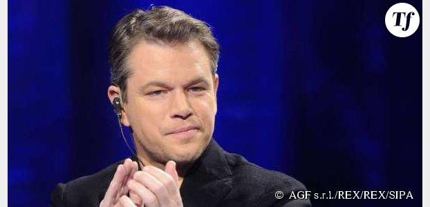 Justice League : Matt Damon pourrait jouer Aquaman