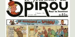 Thierry Martens : l'ex-patron du « Journal de Spirou » nous a quittés